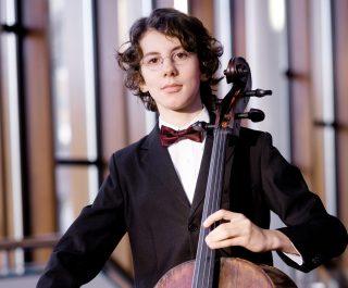 Fotografie Jeugdstrijkorkest Het Britten in De Spiegel te Zwolle